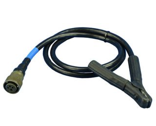 022A/B battery charging cable with clamps